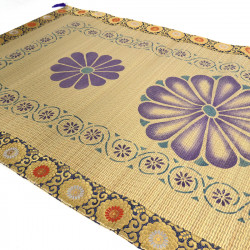 tapis natte en paille de riz méditation yoga SHÔSÔIN 88x180cm