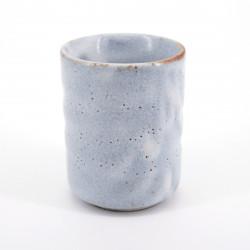 tasse japonaise grise à thé NEZUMISHINO
