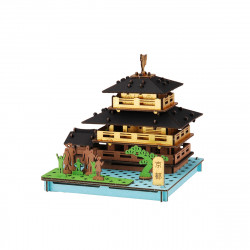 mini maquette en carton, KYOTO, Kyoto
