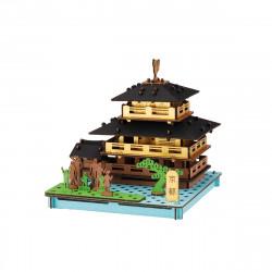 mini modello de carton, KYOTO, Kyoto