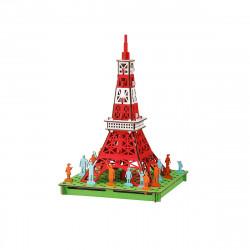 mini modello di cartone, TOKYO TAWA, Torre di Tokyo