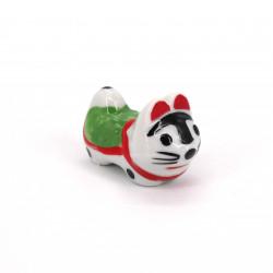 repose baguettes chien japonais, INU, vert