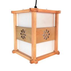 Lampada da soffitto giapponese, colore naturale IDO