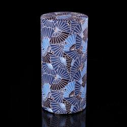 boîte à thé japonaise en papier washi 202A06