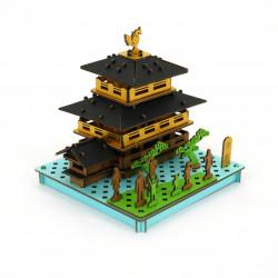 mini modello di cartone, KYOTO, Kyoto