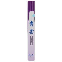 Palitos de incienso en rollo, SEIUN SUMIRE, sándalo y violeta