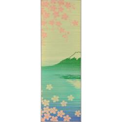 Stuoia di yoga giapponese naturale Tatami - Sakura-Fuji