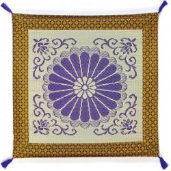 japanese straw cushion zabuton for zazen meditation SHÔSÔIN 70x70cm