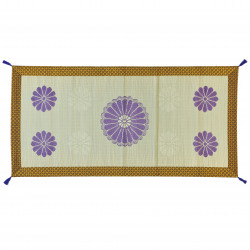 Tappeto stuoia fatta di paglia di riso, KIKKO, meditazione 88x180cm