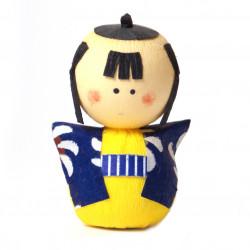 bambola giapponese, fatta di carta - okiagari, DANJI, ragazzo