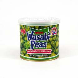 Peas with Wasabi, HAPI