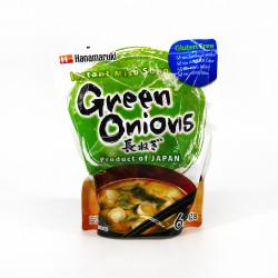 Sopa de miso y cebolla verde, HANAMARUKI INSTANT