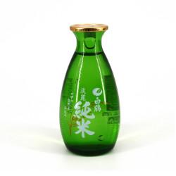japanese sake HAKUTSURU PREMIUM HOT SAKE TANREI JUNMAI