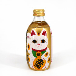 Japanese lemonade with honey - KIMURA FUKYUMANEKI SODA