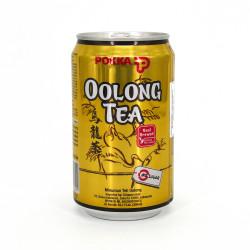 Oolong tea in a can - POKKA OOLONG TEA DRINK