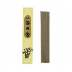 Confezione da 50 bastoncini di incenso giapponese, MORNINGSTAR, vaniglia