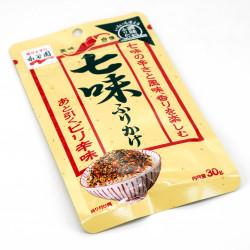 Assaisonnement pour riz goût Bonite - NANAMI FURIKAKE