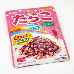 Condimento para el arroz con sabor a huevas de bacalao - TARAKO FURIKAKE