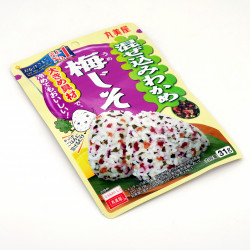 Assaisonnement pour riz goût prune - WAKAME UMEJISO