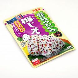Plum flavoured rice seasoning - WAKAME UMEJISO