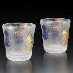 set de 2 verres à Whisky japonais PREMIUM MUBYOUTAN