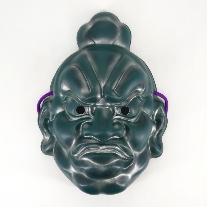copper japanese statue contained force KINNIOH-UNGYÔ