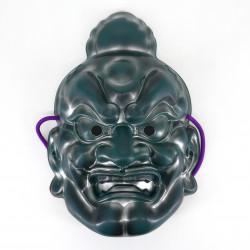 statua colore rame forza contenuta KINNIOH-UNGYÔ