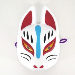Maschera tradizionale volpe giapponese, KITSUNE