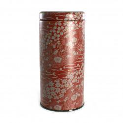 boîte à thé japonaise en fer 15NIT00S2SE