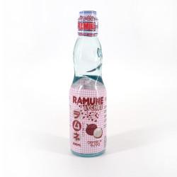 Limonade japonaise Ramune goût litchi- RAMUNE LITCHI 200ML