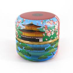 Genmaicha tea leaves - MASUDAEN GENMAICHA