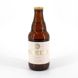 Coedo Shiro Birra giapponese in bottiglia - COEDO SHIRO 333ML