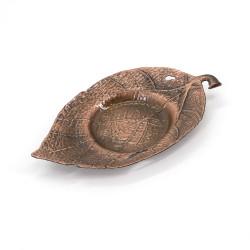 Sottobicchiere / tazza in metallo color bronzo - SUCHIRUFURAWA