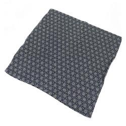 Kissenbezug 50x50 - MAKURA KABA - karakusa Muster