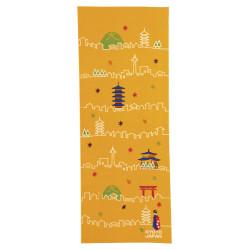 Asciugamano in cotone, TENUGUI THE KYOTO