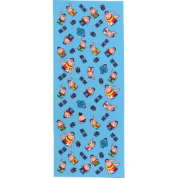 Asciugamano in cotone, TENUGUI SUMO WRESTLER