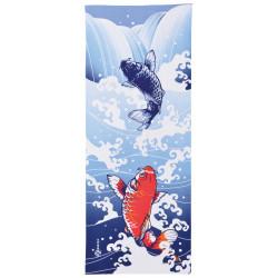 Cotton hand towel, TENUGUI TAKI NOBORI
