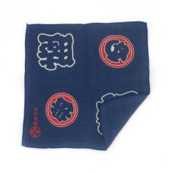 Hand towel, HAND TOWEL EDO CHARACTERS, characters from the Edo era