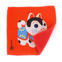 Hand towel, HAND TOWEL INU HARU, small dog