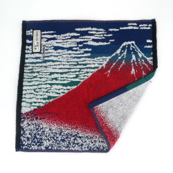 Hand towel, HAND TOWEL ASANAGI, Red Fuji
