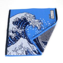 Hand towel, HAND TOWEL UNAHARA, the wave