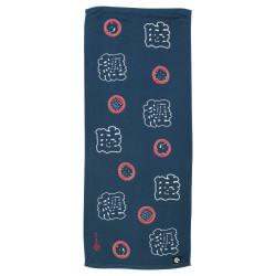 Hand towel, FACE TOWEL EDO CHARACTERS, characters from the Edo era