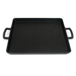 Large Japanese dish in cast iron, NABEMONO