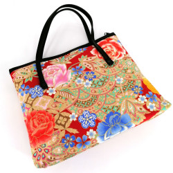Japanese cotton bag, 1881 M, red