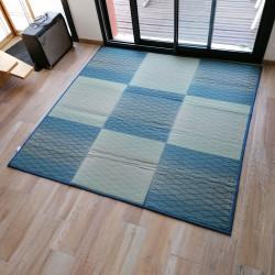tappeto tradizionale giapponese in paglia di riso, BURU