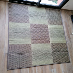 japanese traditional straw mat carpet KASSHOKU