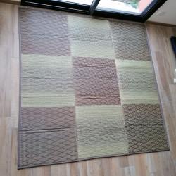 tappeto tradizionale giapponese in paglia di riso, KASSHOKU