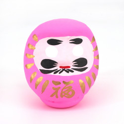 Japanese doll, love, DARUMA, pink
