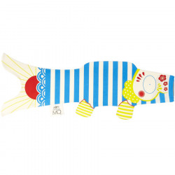 koi carp-shaped windsock - sailor