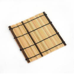 Sottobicchiere di bambù, ALCUNI, naturale